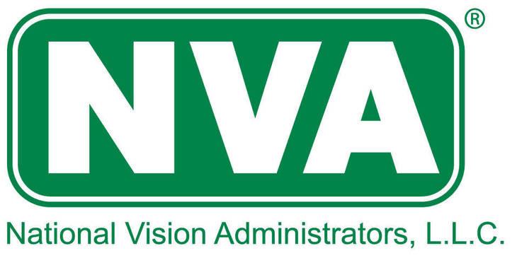 National Vision Administrators Logo Texas Vision Clinic Bastrop TX